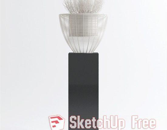 3D66-35 - Sketchup - 3D Model Free Download