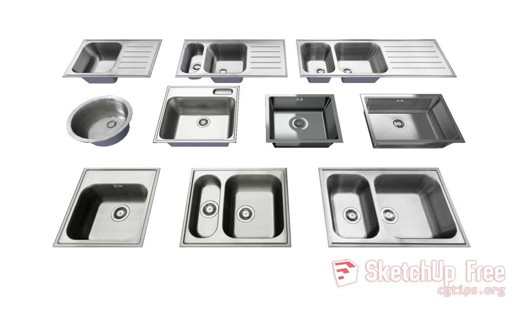 660 sink ikea sketchup model free download for Modelli sketchup ikea