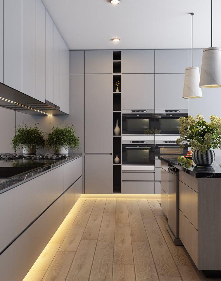 2533 Kitchen Sketchup Model By Vanngoc Free Download